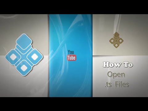 How to open .ts file (encrypted channel)