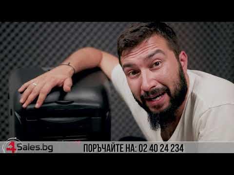 "Meirende MR-1010 Професионален говорител на батерии Speaker 10"" Буфери x2 9"
