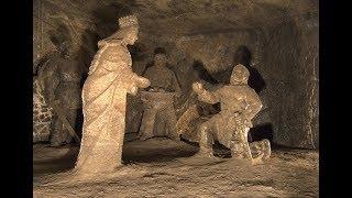 Yeraltı Şehirlerini Kim Yaptı Nevşehirde 50 bin kişilik yeraltı şehri Kapadokyanın Gizemi