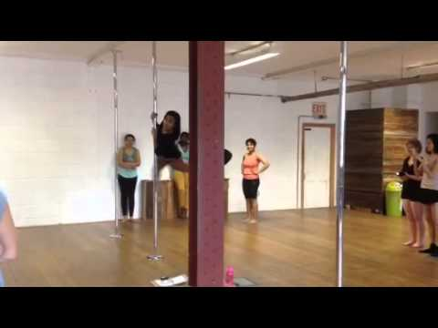 Pole Sport London - Pole Dancing class - Sunday SE1