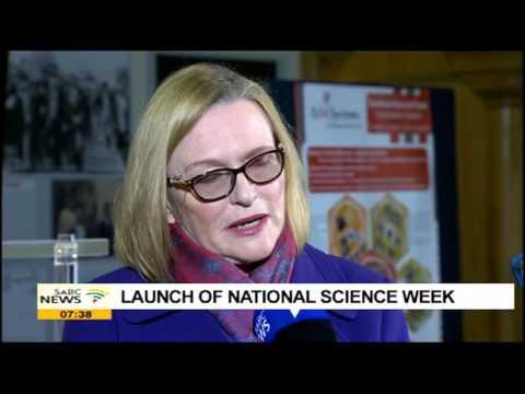 Premier Zille on hosting the National Science Week