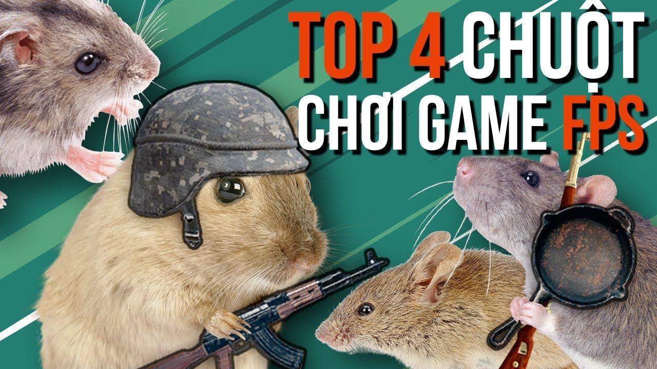 Top 04 Chuột Chơi Game FPS NGON NHẤT Tầm Giá 1 Triệu Đồng   TNC Channel