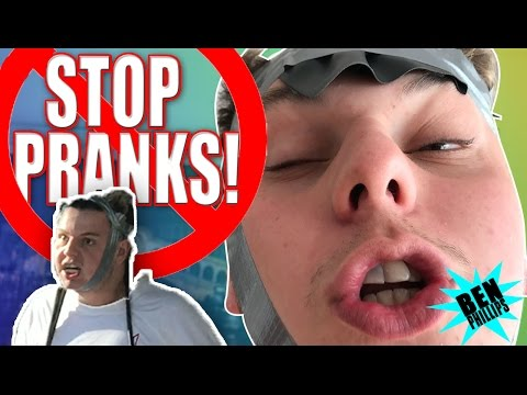 FITNESS BAND **PRANK!**GONE WRONG