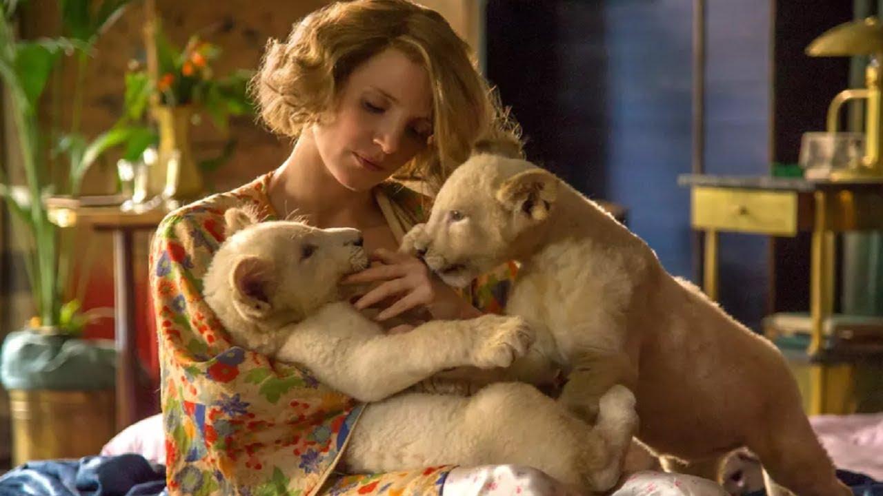 经典看电影:几分钟看完剧情片《动物园长的夫人》