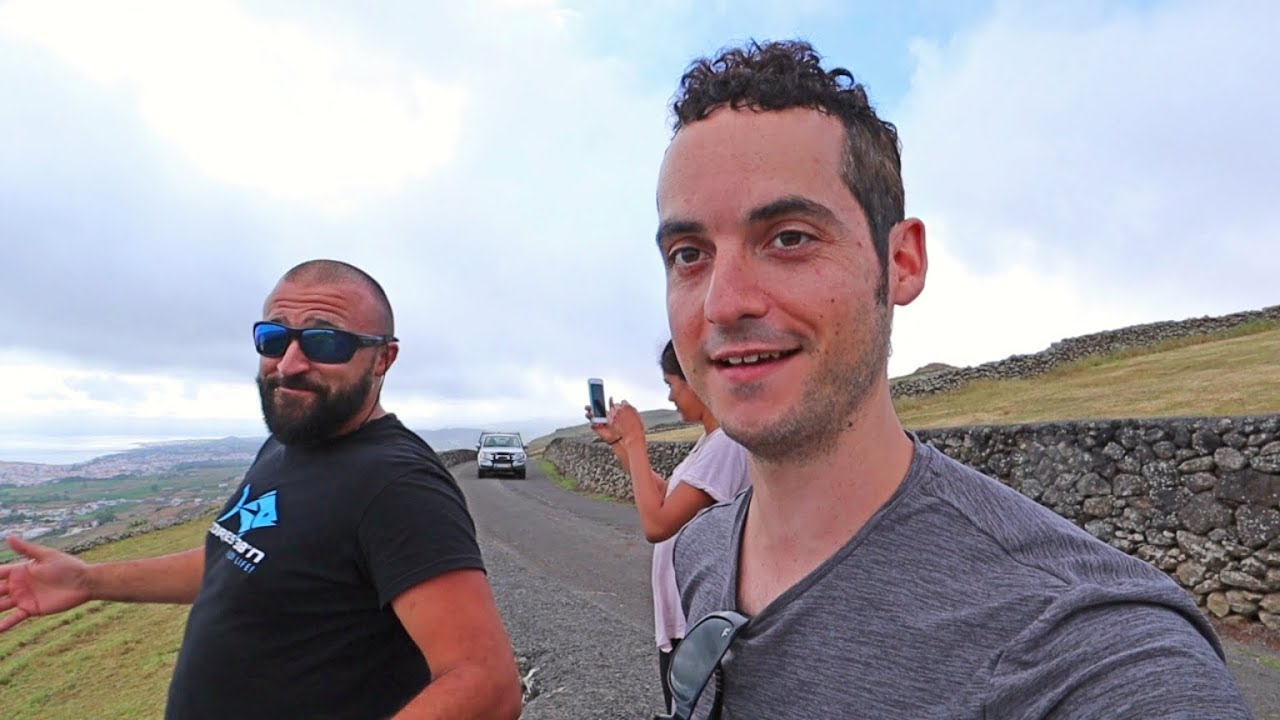 THE AZORES IS A MOVIE SET!- Exploring TERCEIRA Island (2018) Part 2