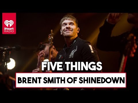 """5 Things About Shinedown's """"Get Up"""" 