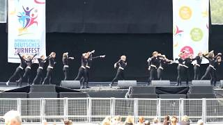 Movesty Turnfestsieger beim Internationalen Deutschen Turnfest in Berlin 2017