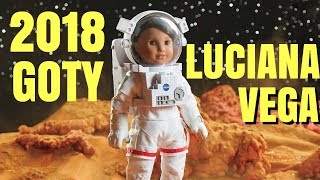 Video American Girl 2018 Girl Of The Year Luciana Vega Full Collection download MP3, 3GP, MP4, WEBM, AVI, FLV Januari 2018