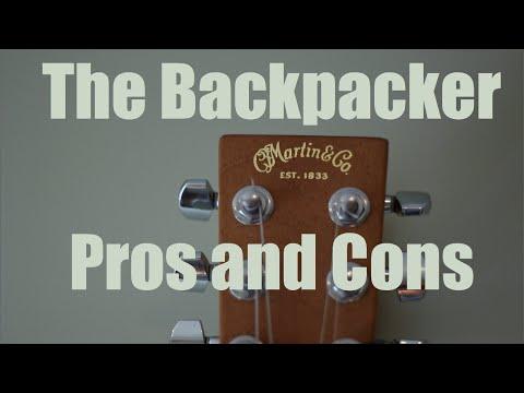 Martin The Backpacker