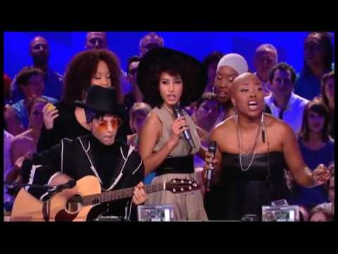 Prince - Johnny B. Good - Acoustic
