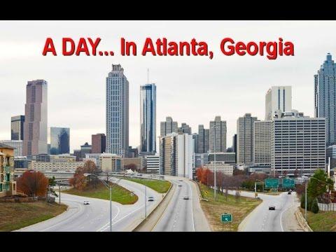 A DAY...  in Atlanta, GA