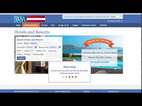 Manila Example - Wholesale Services of America