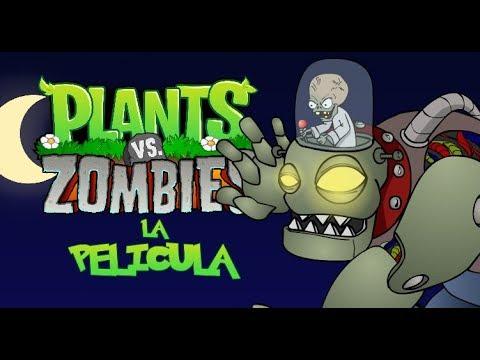 La aventura de Plantas vs Zombies ( La Pelicula 4) - YouTube