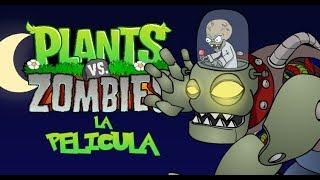 La aventura de Plantas vs Zombies ( La Pelicula 4)