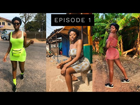 MEN KEEP TOUCHING ME IN GHANA 😑 | GHANA VLOG - EPISODE 1