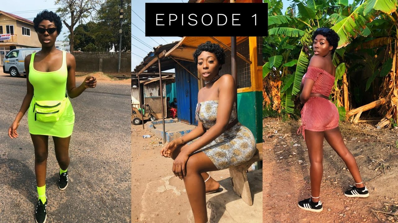 MEN KEEP TOUCHING ME IN GHANA ???? | GHANA VLOG - EPISODE 1