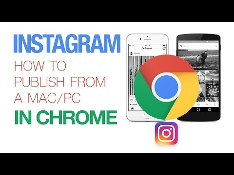 Publish to Instagram From Your Computer