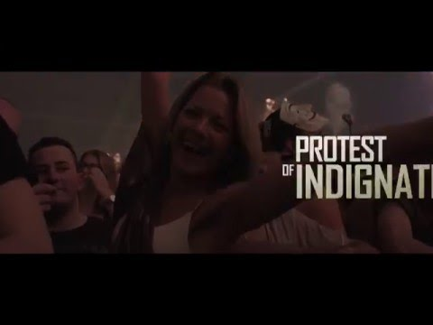 Radical Redemption & Digital Punk  - Protest of Indignation (Official 4K Videoclip)