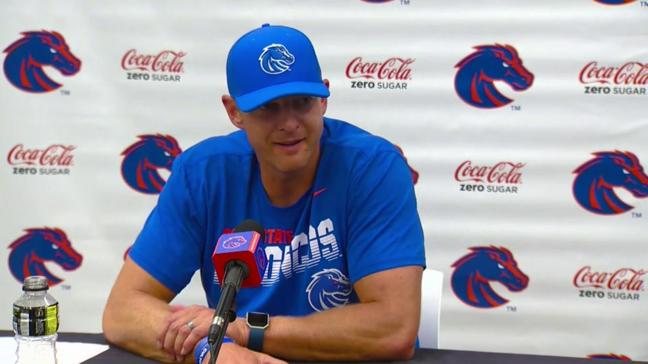 Final: Boise State 14, Marshall 7; Broncos come back to win home opener