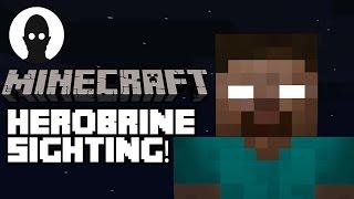 Minecraft - Herobrine Documentary (SECOND SIGHTING) Episode 3