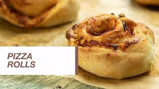 Fluffy and Tasty Pizza Rolls  Food Channel L Recipes