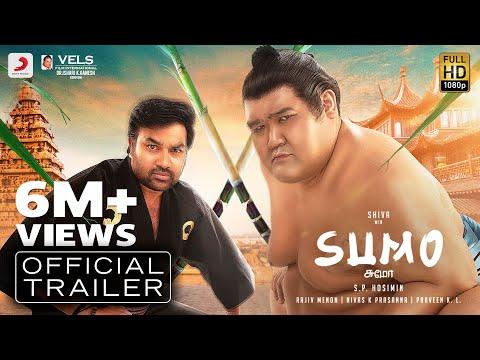 Sumo - Trailer (Tamil)   Shiva, Priya Anand, Yogi Babu, VTV Ganesh   S. P. Hosimin
