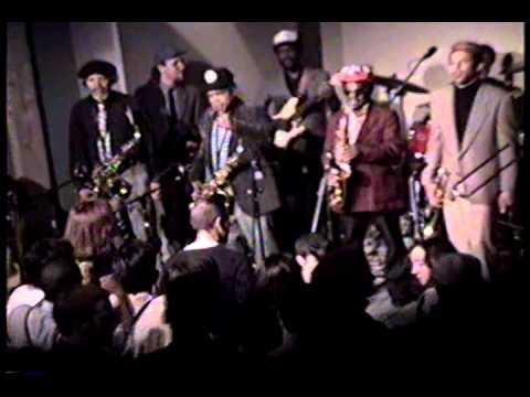 SKAtalites ska reggae live NYC 1992