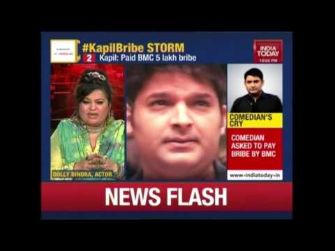 Newsroom : Political War Erupts Over Kapil Sharma's Tweet