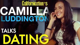 Dating Tips With Camilla Luddington Of Californication