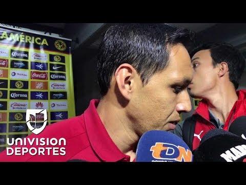 """Rodolfo Cota: """"Me voy apenado por mi error""""   América 2-1 Chivas"""