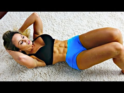 Intense 13 Min Ripped Abs Workout -- Best Stomach Exercise!