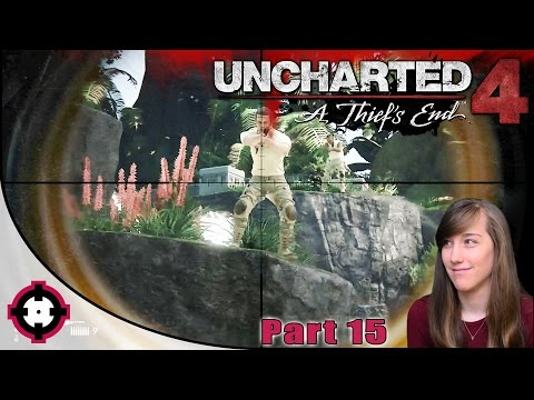 ►Uncharted 4: A Thief's End◄ Story Gameplay // Part 15 - Crotch Shots!