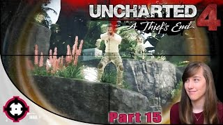 ►Uncharted 4: A Thief's End◄ Story Gameplay // Part 15 - Crotch Shots! thumbnail