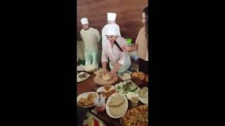 День грузинской кухни  в кафе Имеди в 2017 году