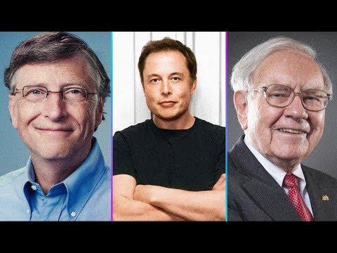 12 Habitudes Volées à des Milliardaires
