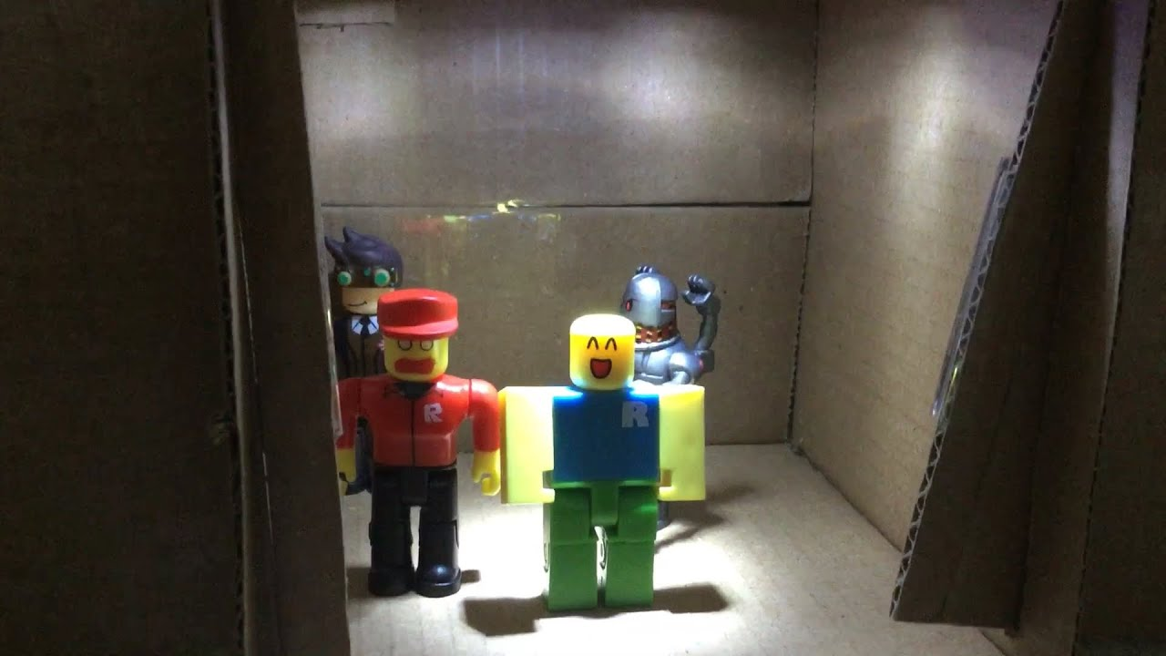 Roblox In Real Life The Normal Elevator 2 Youtube