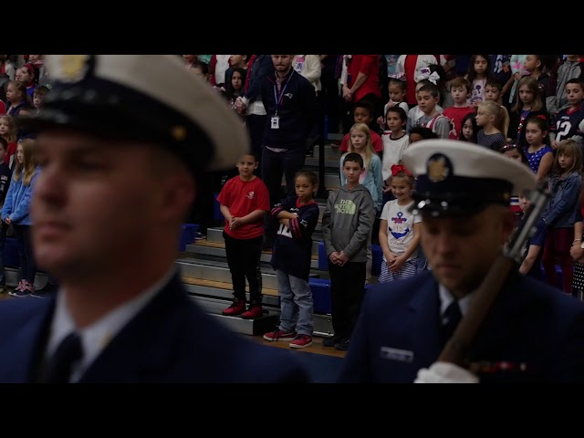 Quashnet Veterans day Celebration 2018