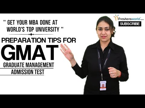 How To Successfully Prepare For GMAT Test-Tips And Tricks To Make GMAT Easy