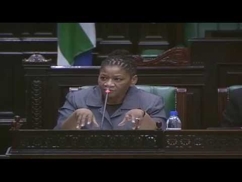 Auditor-General Briefing to the National Council of Provinces, 12 November 2014 - Morning Session