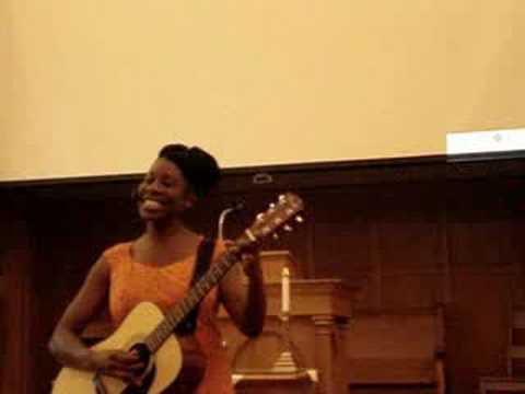 Rochelle Hanson: Faithful One @ Cambridge