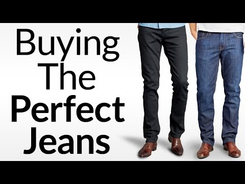 How To Buy The Perfect Pair Of Jeans | 5 Common Denim Styles And What's Right For Your Body Type