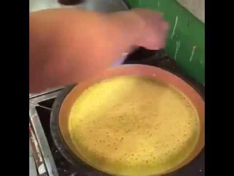 """""""แพนเค้ก"""" อาหารซิกเนเจอร์  จาก อินโดนีเซีย"""