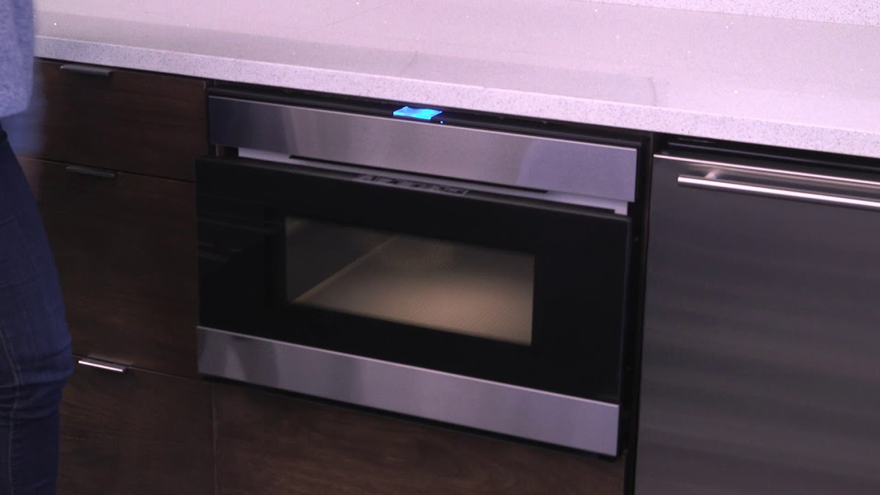 pros cons of microwave drawers