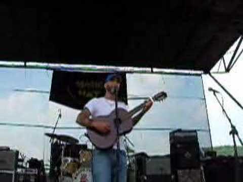 Gary Jules Mad World live at All Good 2006