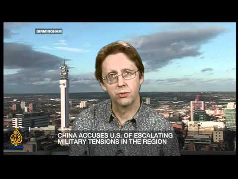 Inside Story - Is US challenging Beijing's ambitions?