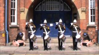 Portsmouth Corps of Drums Auld Reekie