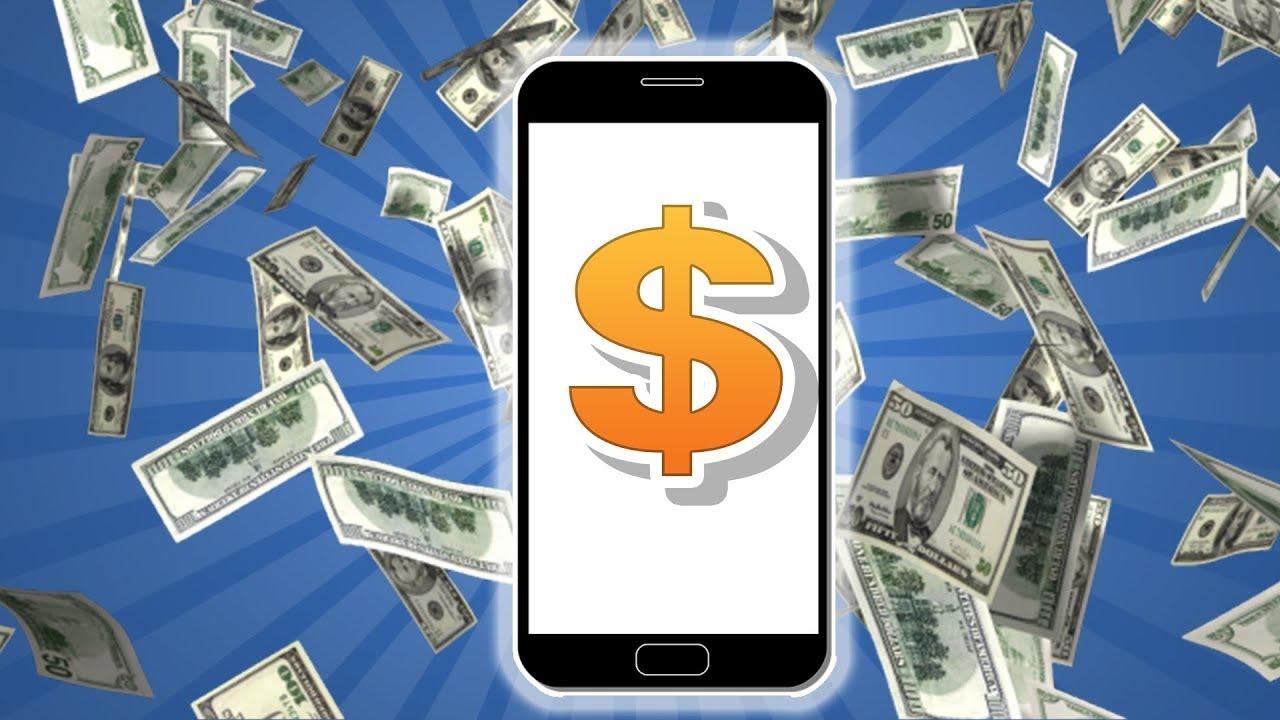 Durch Apps Geld Verdienen