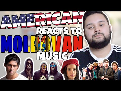 American REACTS  Moldovan
