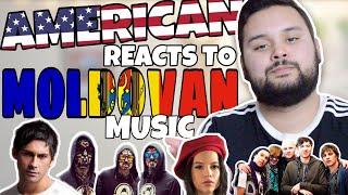 American REACTS // Moldovan Music