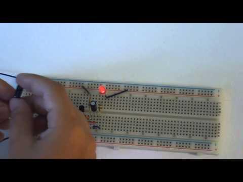 Принцип работы мультивибратора на транзисторах » Изобретения